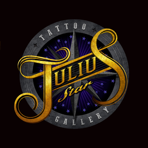 Logo for Julius Star Tattoo Gallery